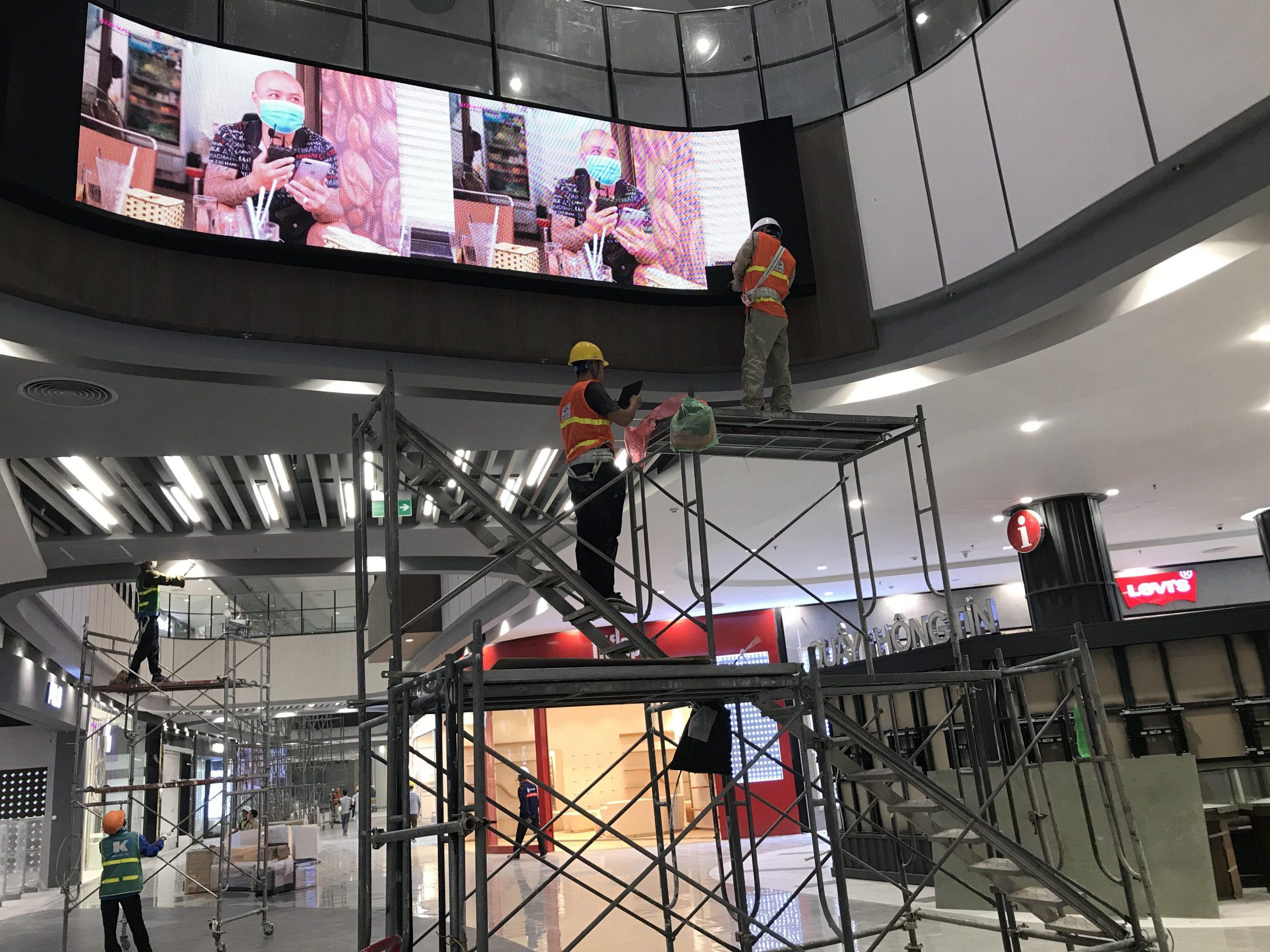 Trung tâm thương mại AEON MALL Hải Phòng Lê Chân