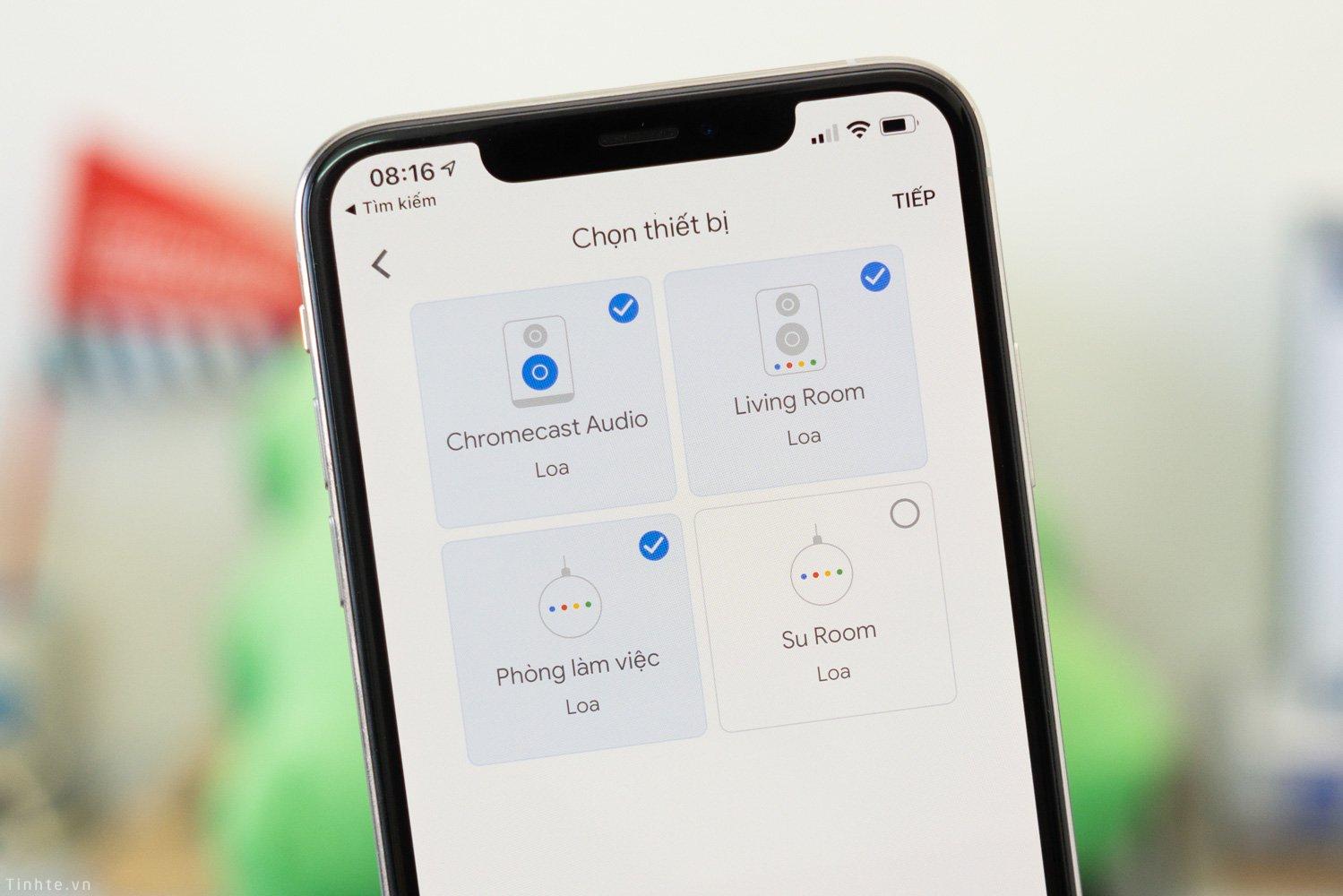 Google Assistant đã đồng bộ tiếng Việt