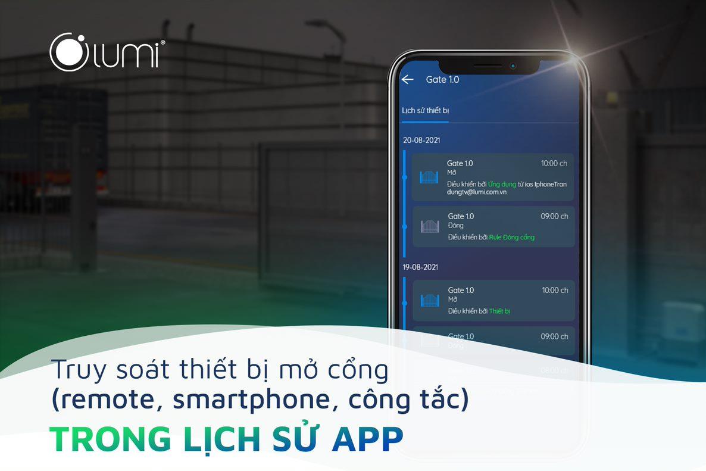hệ thông cổng thông minh Lumi - DEA