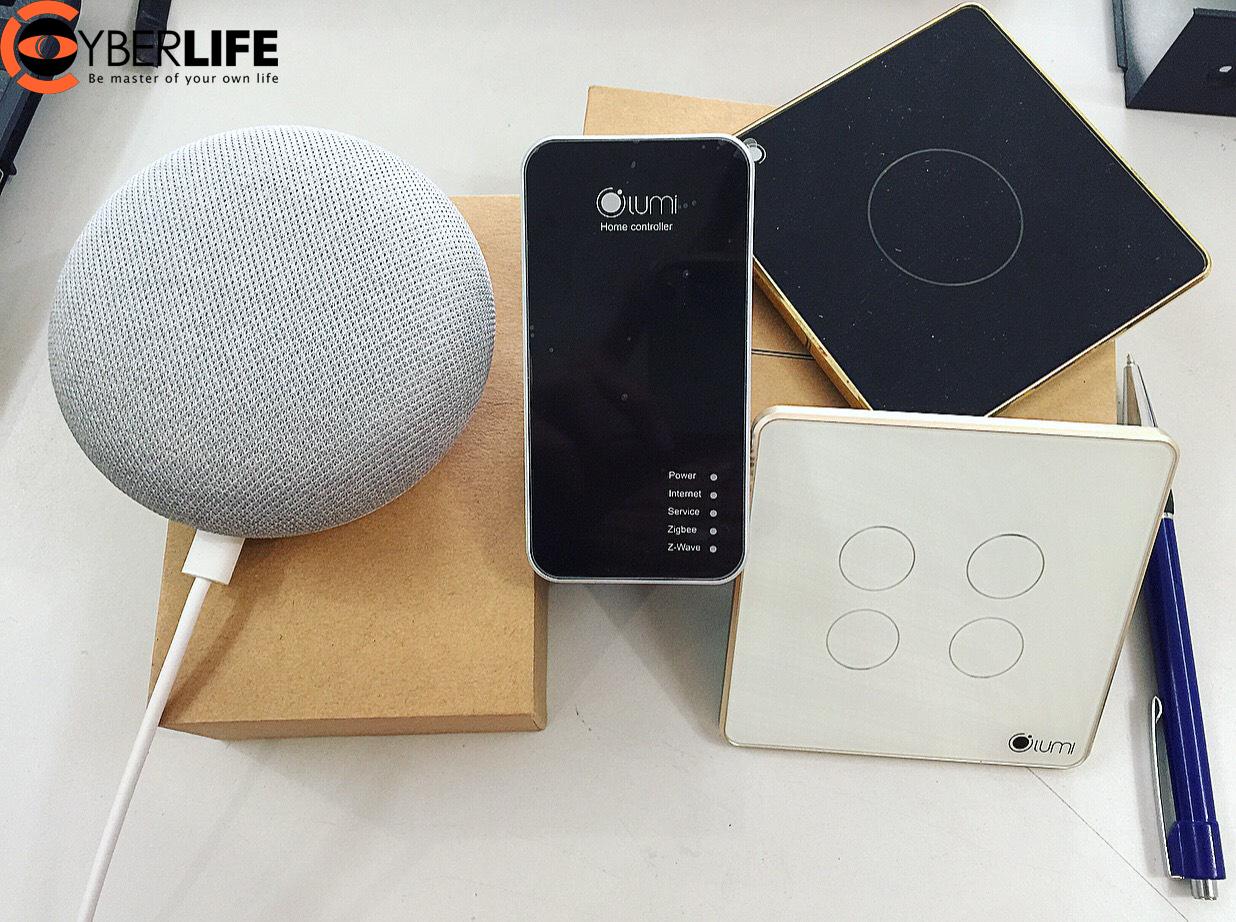 Loa Google Home Mini - Trợ lý ảo Google Assistant
